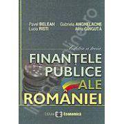 Finantele publice ale Romaniei. Editia a III-a