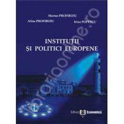 Institutii si politici europene