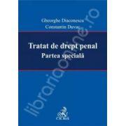 Tratat de drept penal. Partea speciala - Duvac