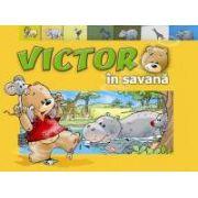Victor in savana
