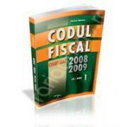 Codul Fiscal Comparat 2008-2009 - 3 Volume (lege+norme)