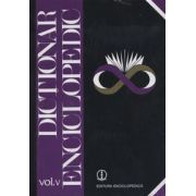Dictionar Enciclopedic O - Q Volumul. V