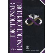 Dictionar Enciclopedic O - Q Volumul. V