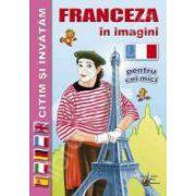 Franceza pentru cei mici in imagini