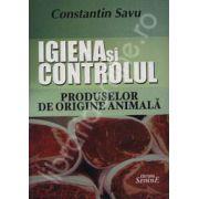Igiena si controlul produselor de origine animala