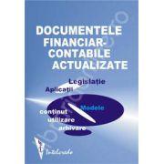 Documentele financiar-contabile actualizate 2009