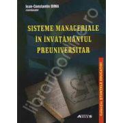 Sisteme manageriale in invatamantul preuniversitar