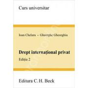 Drept international privat. Editia II