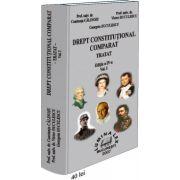 Drept constitutional comparat. Tratat - 2 volume