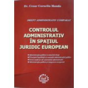 Controlul administrativ in spatiul juridic european