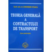 Teoria generala a contractului de transport