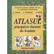 Atlasul principalelor buruieni din Romania