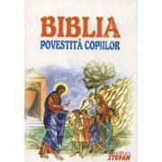 Biblia Povestita Copiilor
