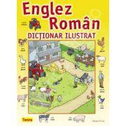 Dictionar ilustrat englez roman