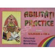 Abilitati practice pentru clasa a IV-a