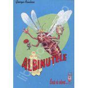 Albinutele. Carte de colorat