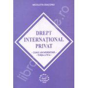 Drept international privat. Curs Universitar. Editia a IV-a