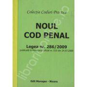 Noul cod penal. Legea nr. 286/2009
