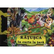 Ratusca in curte la tara (gentuta)