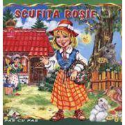 Scufita Rosie. Carte ilustrata din colectia Pas cu Pas