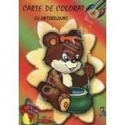Ursuletul. Carte de colorat cu abtibilduri