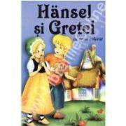 Pachet carti de colorat set 25 (Hansel si Gretel) - Pentru gradinite