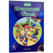 New Grammar Time 2. Student's Book, with multi-ROM