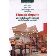 Educatia Timpurie (Ghid metodic pentru aplicarea curriculumului prescolar)