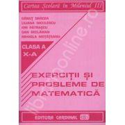 Exercitii si probleme de matematica. Clasa a X-a