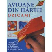 Origami. Avioane din hartie