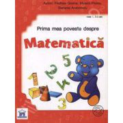 Prima mea poveste despre Matematica. Nivel 1, 3-5