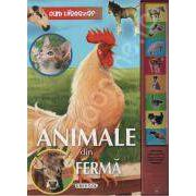 Animale din ferma (carte cu sunete)