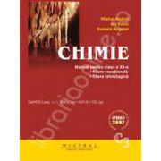 CHIMIE. Manual pentru clasa a XII-a, C3 - Filiera vocationala, filiera tehnologica