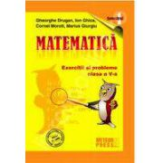 MATEMATICA. Clasa a V-a. Semestrul I 2009-2010