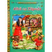 Alba ca zapada, carte ilustrata pentru copii (Colectia Comorile Lumii)