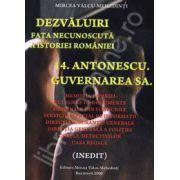 Antonescu. Guvernarea sa