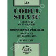 Codul Silvic. Legea Nr. 46/2008 din 18 martie 2008
