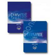 Economie 2 volume (Ecomomie aplicatii vol.I editia a VI-a si Economie editia a VIII-a)