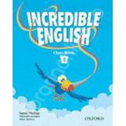Incredible English, Level 1 Class Audio CDs (3)