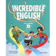 Incredible English, Level 6 Class Book