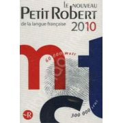 Le Nouveau Petit Robert 2010. De La Langue Francaise 2010 Grand Format (French Edition 60.000 monts 300.000 sens)