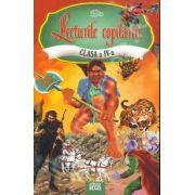 Lecturile copilariei (Antologie de texte literare) - Clasa a IV-a