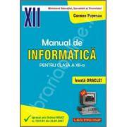 Manual de INFORMATICA pentru clasa a XII-a (Invata Oracle!)
