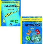 Set.Culegere de Matematica si Limba romana clasa I