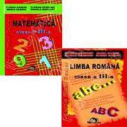 Set.Culegere de Matematica si Limba romana clasa a III-a