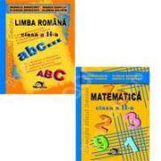 Set.Culegere de Matematica si Limba romana clasa a II-a