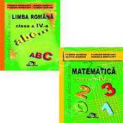 Set.Culegere de Matematica si Limba romana clasa a IV-a