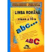 Culegere Limba Romana Clasa a II-a