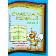 Evaluare Finala Clasa a I-a