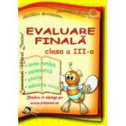 Evaluare Finala Clasa a III-a